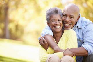 Older Couple | Huntsville AL Dentist