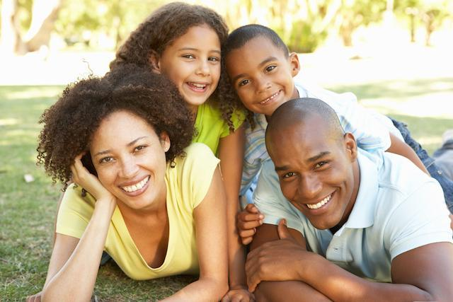 Family with Young Children | Dentist Huntsville AL