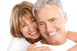 Older Couple | Dentist Huntsville AL